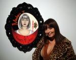 Terra Incognita w/ her portrait