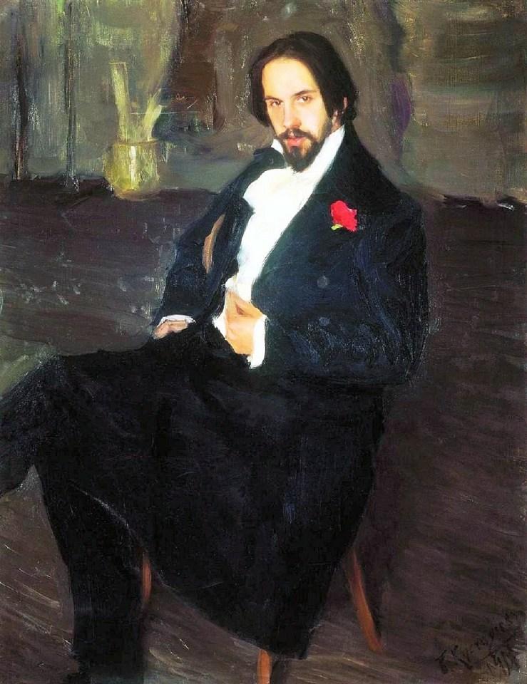 boris-kustodiev-artist-ivan-bilibin-19012