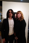 vampire Ben and I