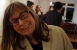 Eileen the gallery director