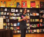 Ben at Flyleaf Books
