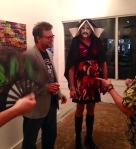 Rex Dingler art show