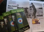 Irish Times and novel about Whipping Boy